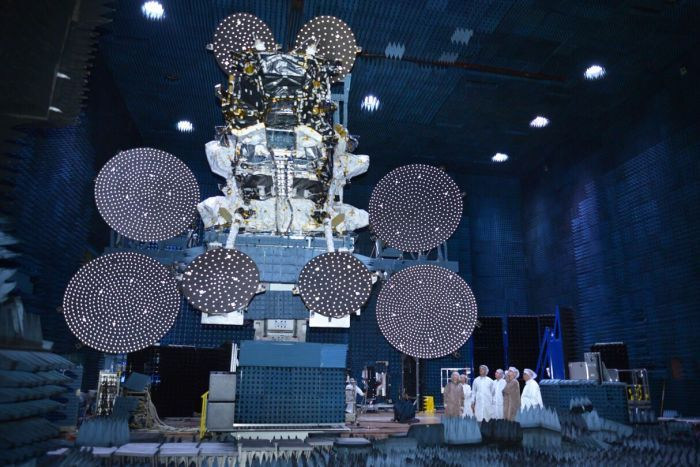 Sky Muster Satellite Service Launched by the NBN